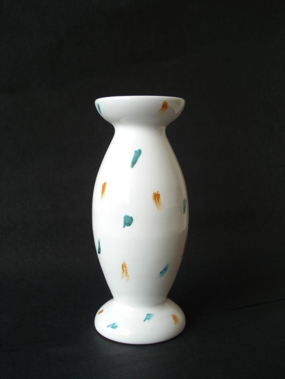 SIBLEU Vase, Bougeoir Faïenceries d... 1991
