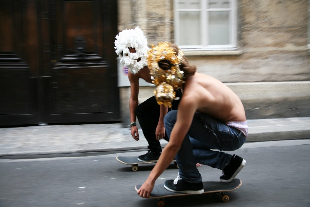 FLIP FLOP 1 Vanity's Street Photographe: ... 2008
