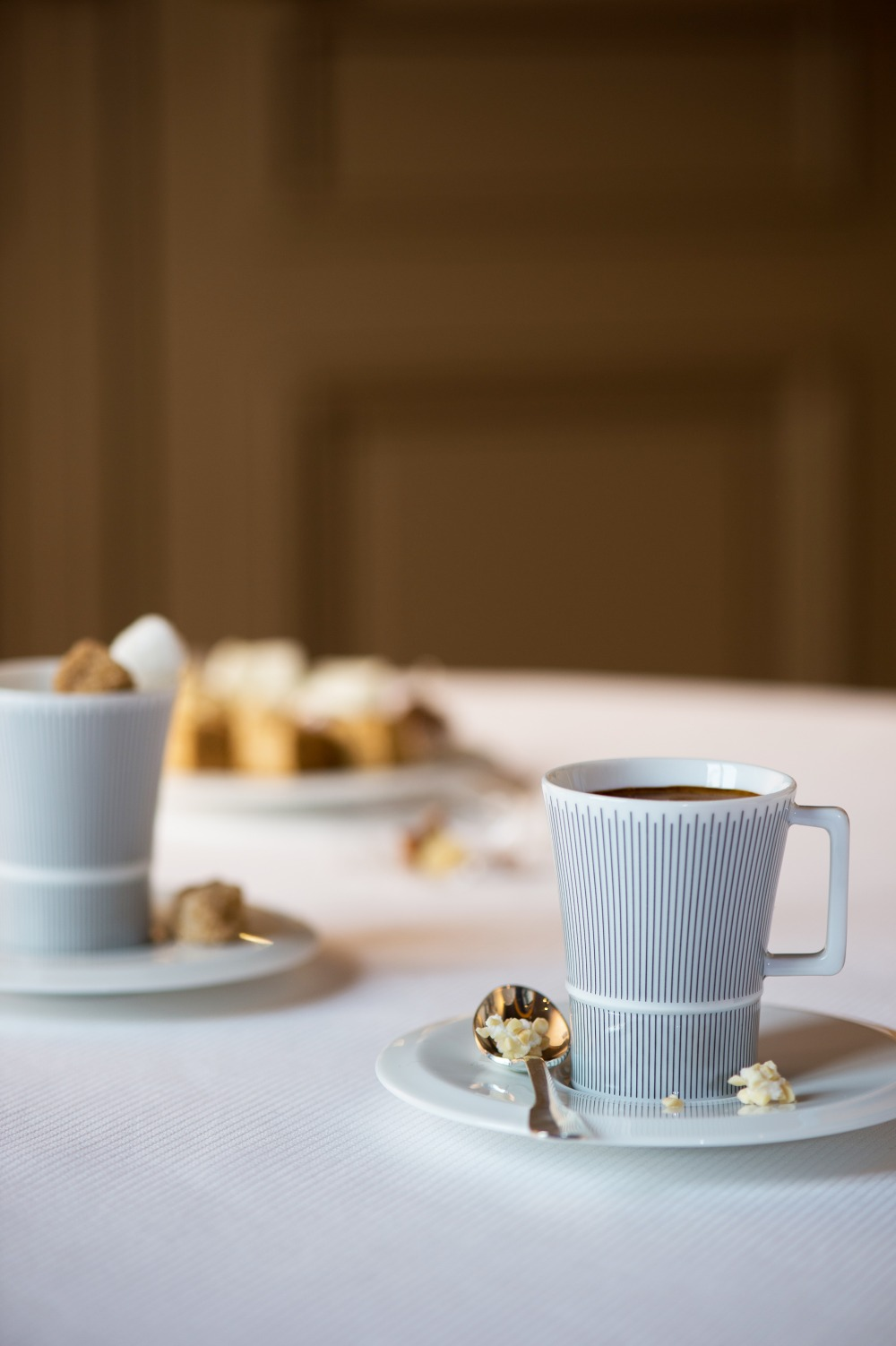 RESTAURANT GUY SAVOY Tasse à café surprise, Ta... 2014